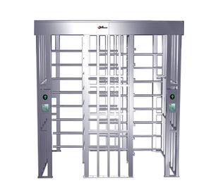 چین RS485 One-way Direction Full Height Turnstile Entrance Gate, Security Turnstiles (0.2s) کارخانه