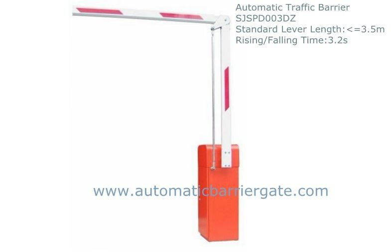 3.2s Heavy Duty High Integration Customizable Reliable Powder Coating  Automatic Traffic Barrier Gate تامین کننده