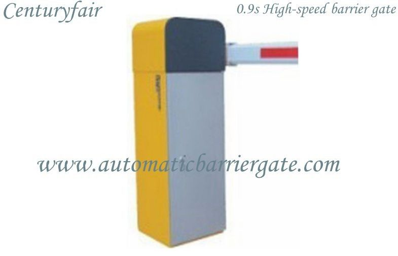 0.9s Falling Protection Car Parking / Automatic Traffic Barrier Gate for Highway تامین کننده